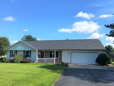 Mattawan Single Family Home For Sale: 41561 Chickadee Street
