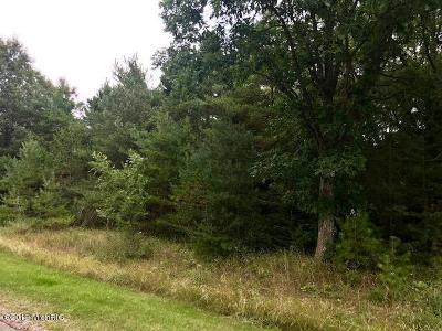 Benzie County, Charlevoix County, Clare County, Emmet County, Grand Traverse County, Kalkaska County, Lake County, Leelanau County, Manistee County, Mason County, Missaukee County, Osceola County, Roscommon County, Wexford County Residential Lots & Land For Sale: Red Apple Road