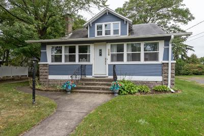 New Buffalo Single Family Home For Sale: 326 S Whittaker Street