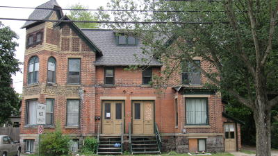 Niles Multi Family Home For Sale: 13 S 3rd Street