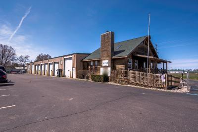 Greenville Commercial For Sale: 8798 Peck Road