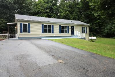 Byron Center Single Family Home For Sale: 4554 Sutter Memorial Drive