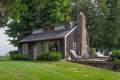 Clinton County, Gratiot County, Isabella County, Kent County, Mecosta County, Montcalm County, Muskegon County, Newaygo County, Oceana County, Ottawa County, Ionia County, Ingham County, Eaton County, Barry County, Allegan County Single Family Home For Sale: 7989 E Butler Road