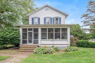 Buchanan Single Family Home For Sale: 311 W Front Street