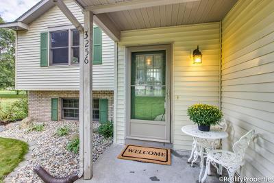 Rockford MI Single Family Home For Sale: $244,900
