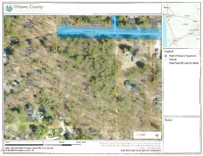 Grand Haven, Spring Lake, Ferrysburg Residential Lots & Land For Sale: Groesbeck Street