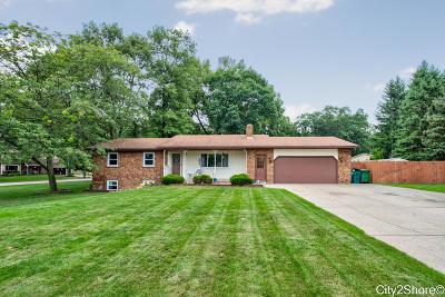 Single Family Home For Sale: 4245 Nancy Street