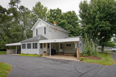 Multi Family Home For Sale: 833 N Kalamazoo Street