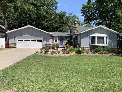 Rockford Single Family Home For Sale: 6862 Goldenrod Avenue NE