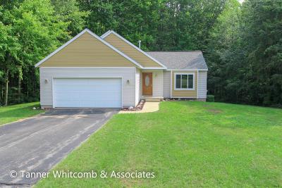 Cedar Springs MI Single Family Home For Sale: $210,000