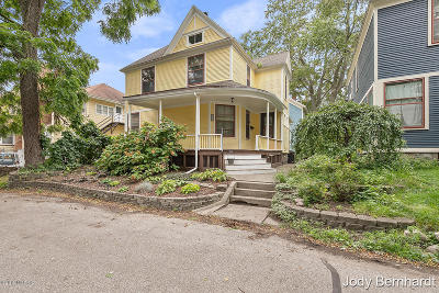 Grand Rapids Single Family Home For Sale: 213 Antisdel Place NE