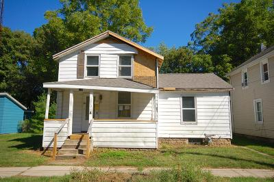 Niles Single Family Home For Auction: 113 Parkway