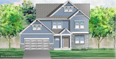 Hudsonville Single Family Home For Sale: 3316 Rivington Drive #21