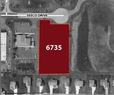 Berrien County, Branch County, Calhoun County, Cass County, Hillsdale County, Jackson County, Kalamazoo County, St. Joseph County, Van Buren County Residential Lots & Land For Sale: 6735 Seeco Drive #Unit 5