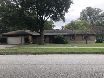 Holland, West Olive Single Family Home For Sale: 724 Columbia Avenue