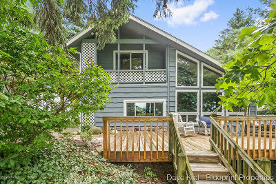 Single Family Home For Sale: 2590 Seymour Drive