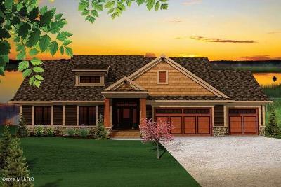 Berrien County, Branch County, Calhoun County, Cass County, Hillsdale County, Jackson County, Kalamazoo County, St. Joseph County, Van Buren County Single Family Home For Sale: 722 Windamere Boulevard