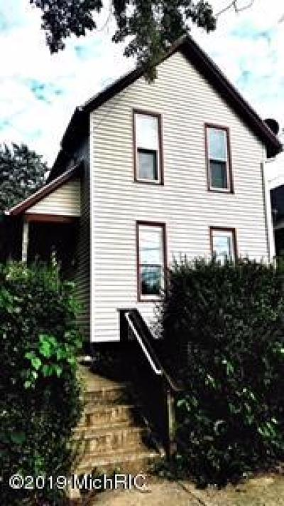 Grand Rapids Single Family Home For Sale: 710 Oakland Avenue SW