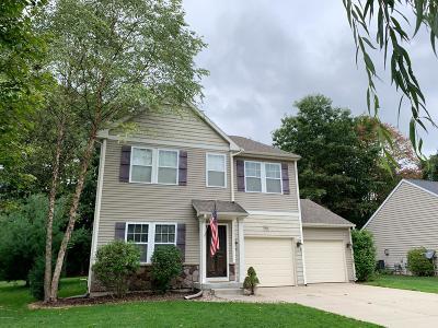 Kalamazoo MI Single Family Home For Sale: $314,900