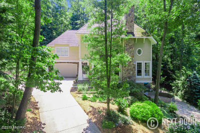 Single Family Home For Sale: 4368 Winterwood Shores