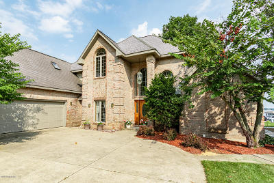 Cassopolis MI Single Family Home For Sale: $1,325,000