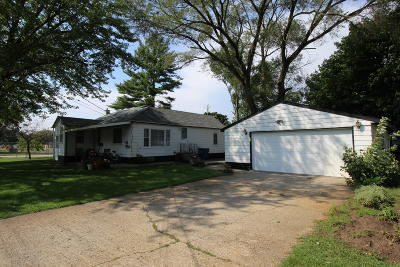 Grand Haven, Spring Lake, Ferrysburg Single Family Home For Sale: 1405 Robbins Road