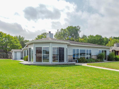 Cass County Single Family Home For Sale: 21636 Lake Street