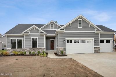 St. Joseph Single Family Home For Sale: 1850 Fox Prairie Road