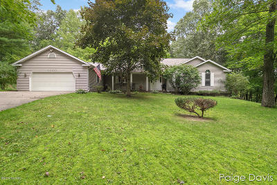 Greenville Single Family Home For Sale: 11117 S Bailey Valley Drive NE