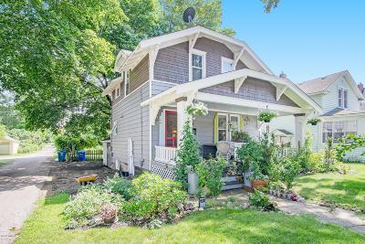 Ludington Single Family Home For Sale: 104 Franklin Street