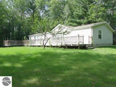 Prescott Single Family Home For Sale: 2063 W Northshore Drive