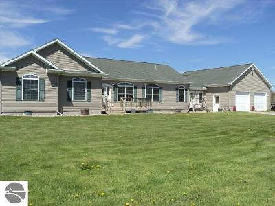 Tawas City Single Family Home For Sale: 361 N Chambers Road