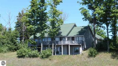 Benzie County Single Family Home For Sale: 8563 Wild Laurel Lane