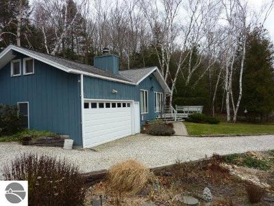 Benzie County Single Family Home For Sale: 1281 South Shore Road