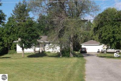 Tawas City Single Family Home For Sale: 2880 S Us-23