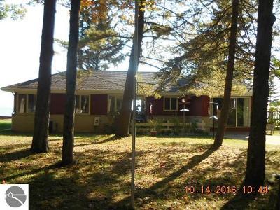 Greenbush Single Family Home For Sale: 4747 S Us-23
