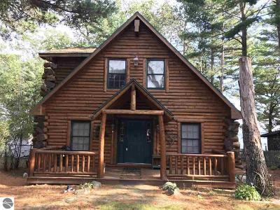 Oscoda Single Family Home For Sale: 7066 Colbath Road