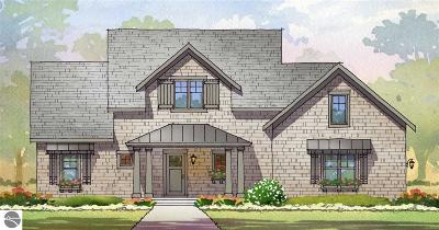 Single Family Home For Sale: (To Build) 797 N Dalton Shores Drive