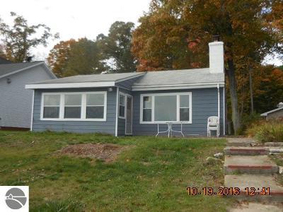 Tawas City Single Family Home For Sale: 2141 Douglas Drive
