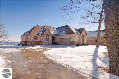 Tawas City Single Family Home For Sale: 1510 N Huron Road