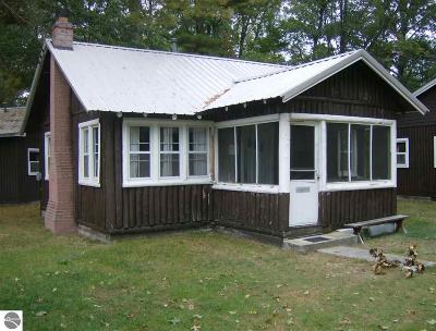 East Tawas Condo For Sale: 968 (Maple) N Huron Street #5