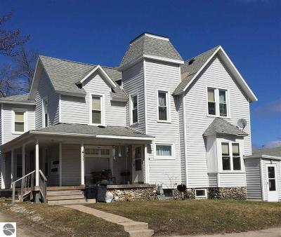 East Tawas Multi Family Home For Sale: 411 E State Street