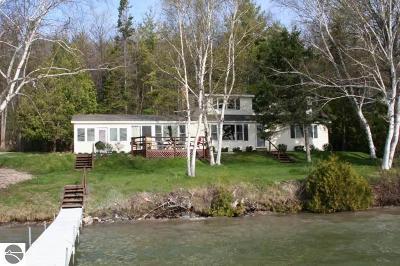 Leland MI Single Family Home For Sale: $695,000