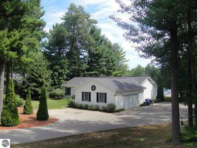 Oscoda Single Family Home For Sale: 6960 Cedar Lake Road