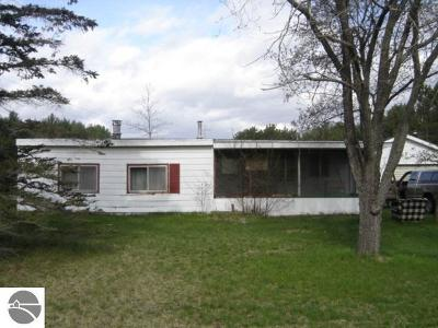West Branch Single Family Home For Sale: 2432 Bedtelyon Road