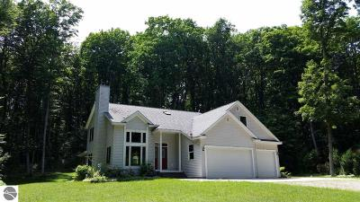 Antrim County Single Family Home For Sale: 11665 Fisher Drive
