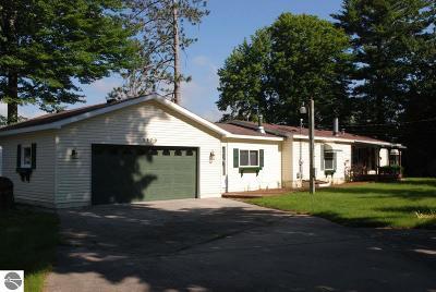 Greenbush Single Family Home For Sale: 3370 E Cedar Lake Drive