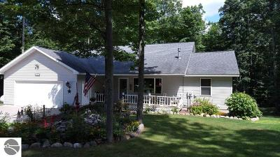 Rapid City MI Single Family Home Extend: $229,000