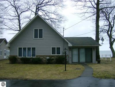 Tawas City Single Family Home For Sale: 1729 Douglas Drive