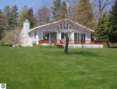 Tawas City Single Family Home For Sale: 2462 N East Drive